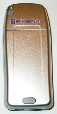 Tchibo (TCM) Kompakt Handy - Rückseite