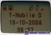 Tchibo (TCM) Kompakt Handy - Standard-Display