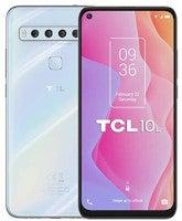 TCL 10L Vorder- und Rückansicht
