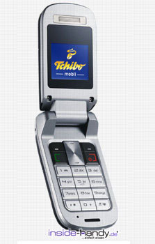 TCM (Tchibo) Klapp-Handy 105