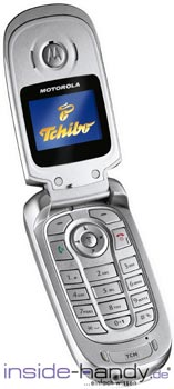 TCM (Tchibo) Klapp-Handy 2