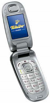 TCM (Tchibo) Klapp-Handy 207