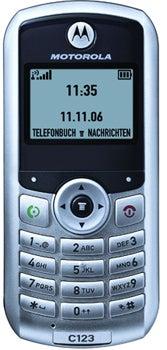 TCM (Tchibo) Kompakt-Handy 112 Datenblatt - Foto des TCM (Tchibo) Kompakt-Handy 112
