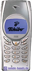 TCM (Tchibo) Kompakt-Handy 2 Datenblatt - Foto des TCM (Tchibo) Kompakt-Handy 2