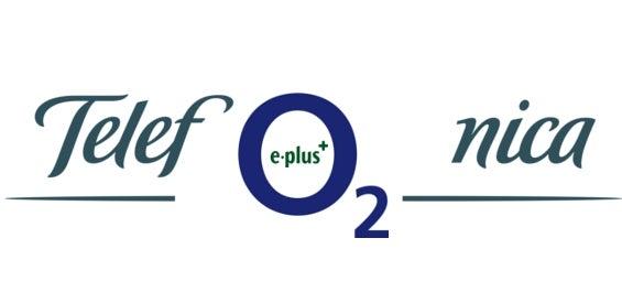 Logos Telefonica O2 E-Plus