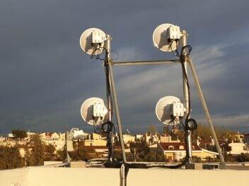 5G-Richtfunk bringt 100 Gbit/s im Test