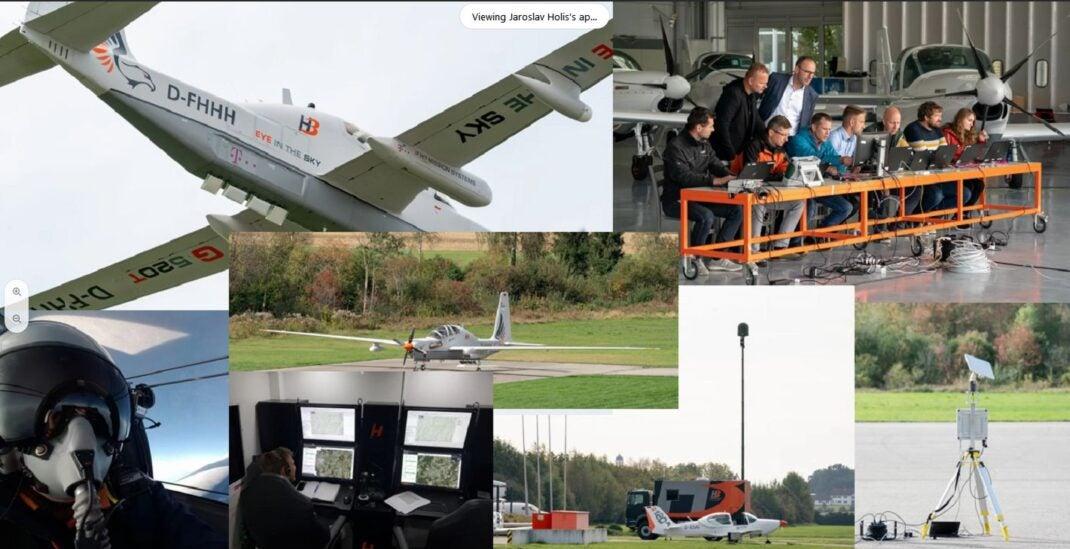 Telekom testet LTE per Flugzeug