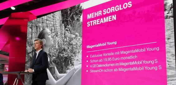Telekom IFA Pressekonferenz