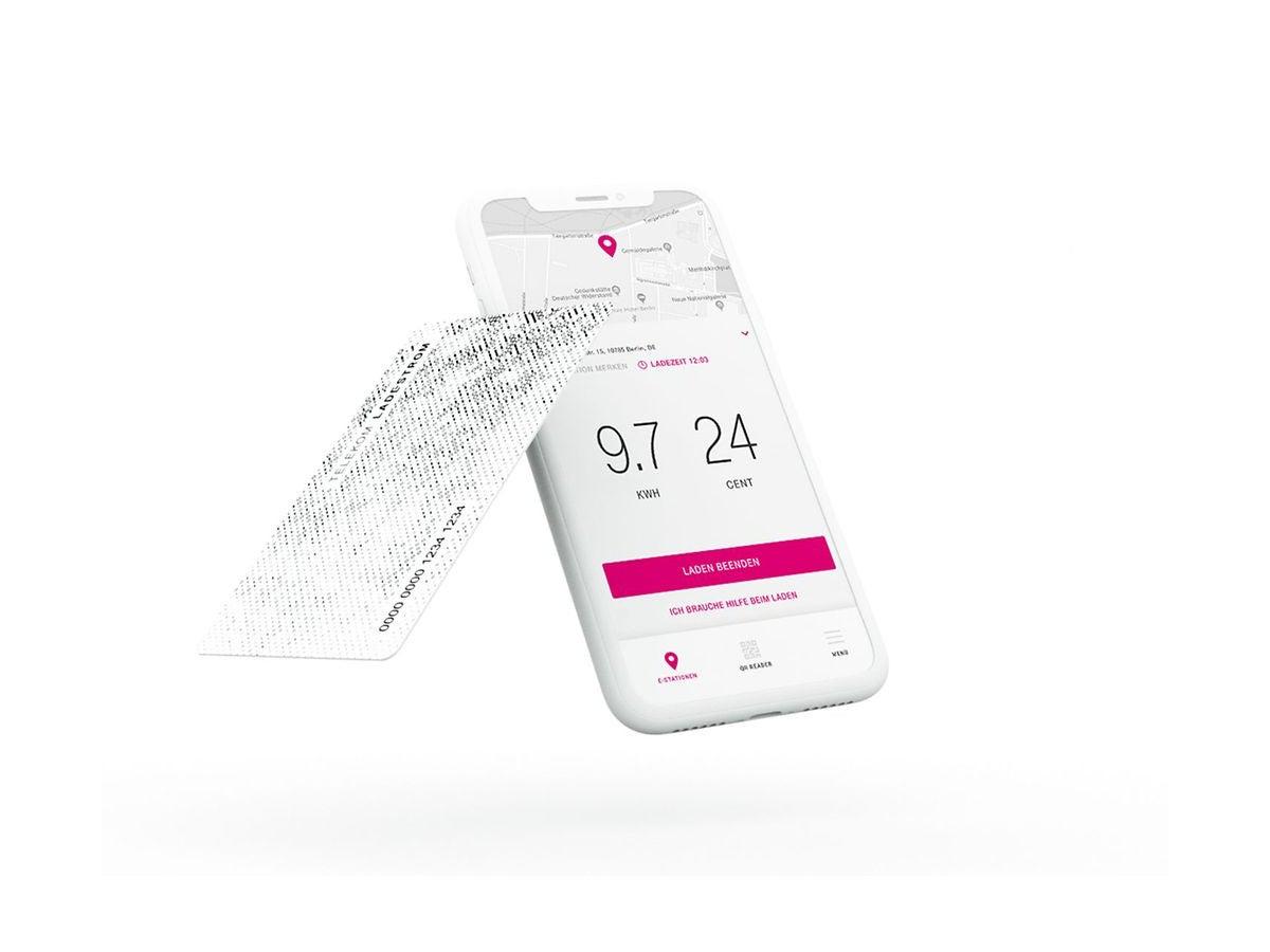 Telekom Ladestrom App