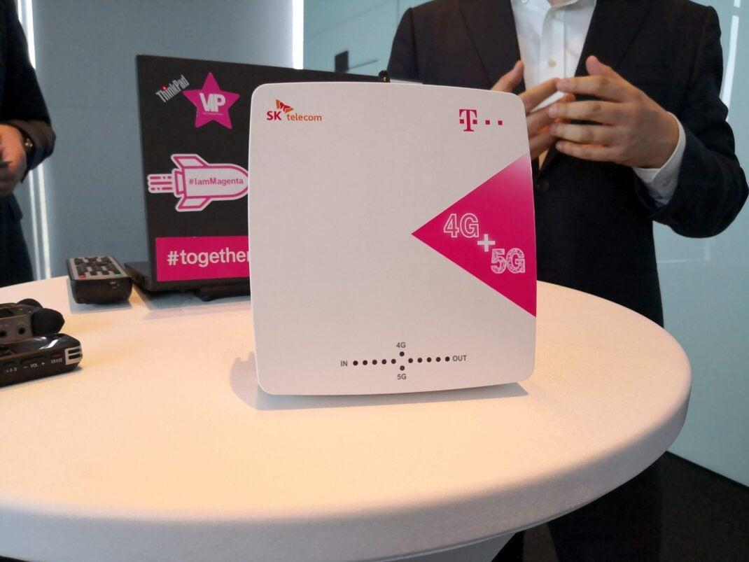 LTE-5G-Repeater der Telekom