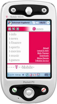 Telekom MDA 2 Datenblatt - Foto des Telekom MDA 2