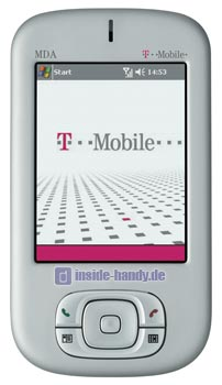 Telekom MDA compact Datenblatt - Foto des Telekom MDA compact