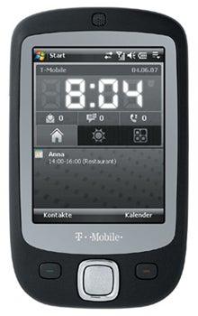 Telekom MDA Touch XL Datenblatt - Foto des Telekom MDA Touch XL