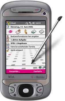 Telekom MDA Vario 2 Datenblatt - Foto des Telekom MDA Vario 2