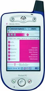 Telekom MDA Datenblatt - Foto des Telekom MDA