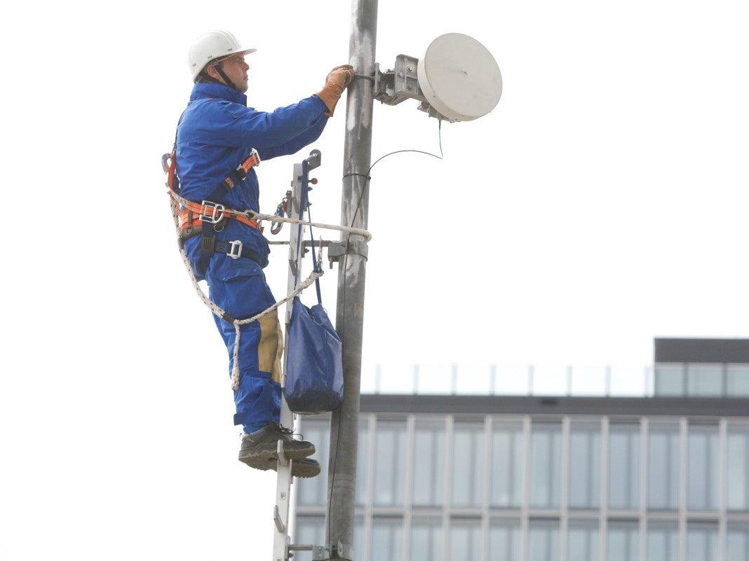 Mobilfunkausbau Deutsche Telekom