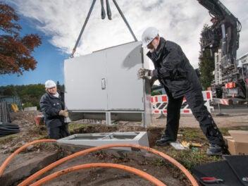 DSL-Netzausbau bei der Deutschen Telekom