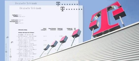 Telekom Rechnungen