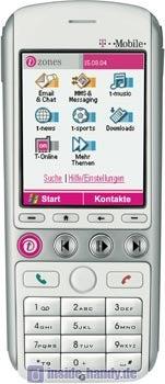 Telekom SDA Music Datenblatt - Foto des Telekom SDA Music