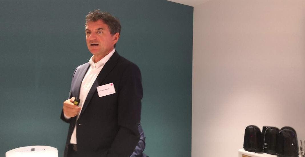 Telekom-Service-Vorstand Dr. Ferri Abolhassan