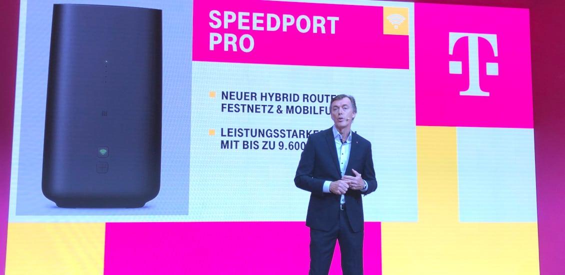 Telekom Speedport Pro