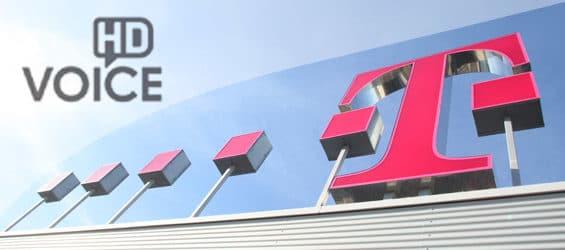 Telekom startet HD Voice