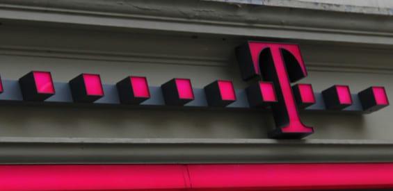 Telekom T-Mobile Shop Mobilfunkanbieter Symbolbild