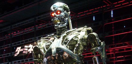 Terminator T-800, Zukunft, Wearable, Smart