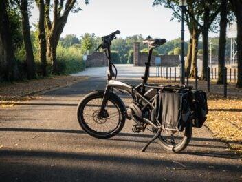 Eine Woche mit einem Falt-E-Bike durch die Stadt: So gut macht sich das Tern Vektron S10