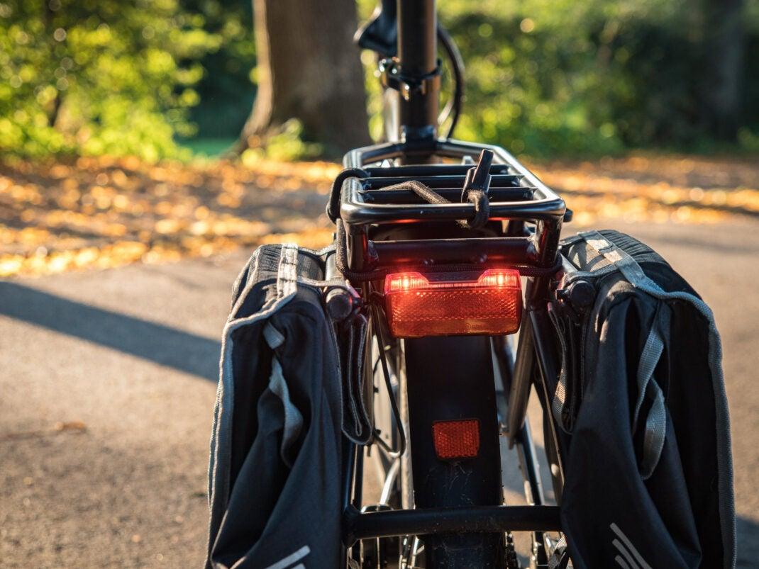 Dsa E-Bike Vektron S10 ist sofort Straßentauglich