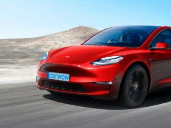 Tesla Hatchback Kompaktmodell