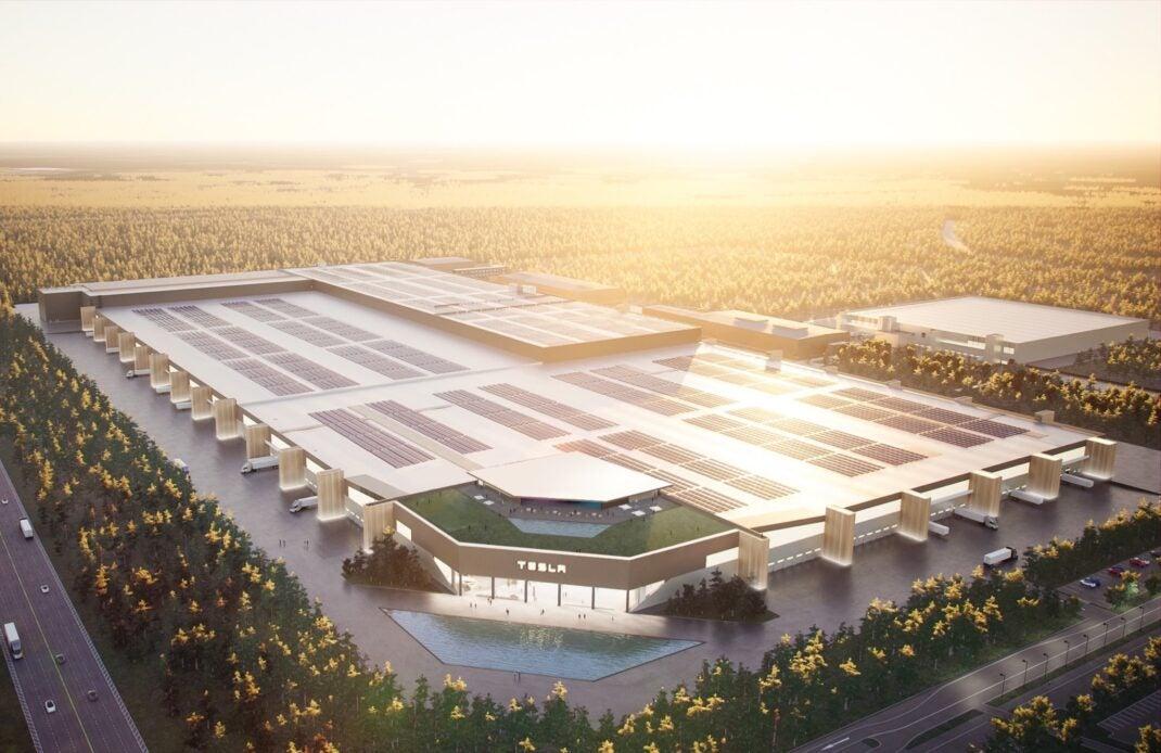 Tesla: So soll die Gigafactory in Deutschland aussehen
