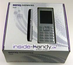 Test des BenQ-Siemens S68-2