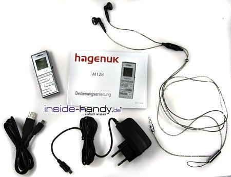 Test des Hagenuk M128-2