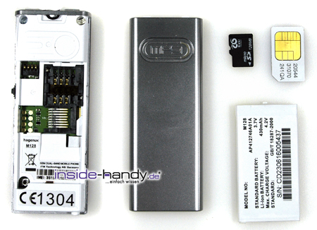 Test des Hagenuk M128-3