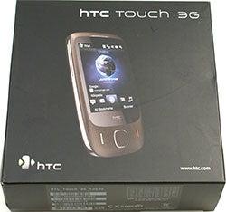 Test des HTC Touch 3G-2