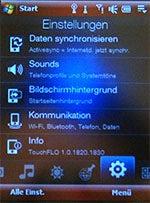 Test des HTC Touch 3G-21