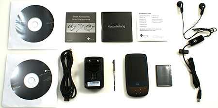 Test des HTC Touch 3G-3