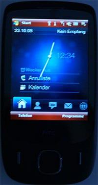 Test des HTC Touch 3G-9