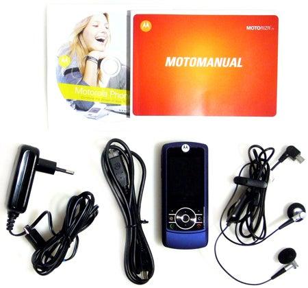 Test des Motorola MotoRIZR Z3-3