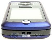 Test des Motorola MotoRIZR Z3-40