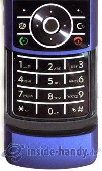 Test des Motorola MotoRIZR Z3-5