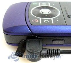 Test des Motorola MotoRIZR Z3-6