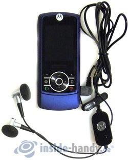 Test des Motorola MotoRIZR Z3-9