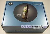 Test des Motorola SLVR L7-1