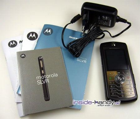 Test des Motorola SLVR L7-3