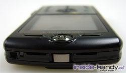 Test des Motorola SLVR L7-30