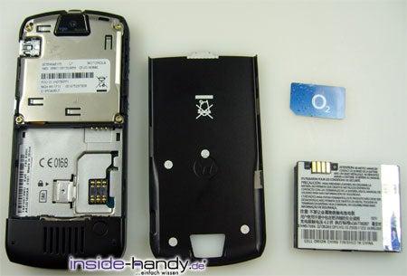 Test des Motorola SLVR L7-4