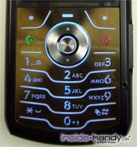 Test des Motorola SLVR L7-5