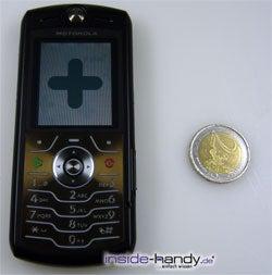 Test des Motorola SLVR L7-6